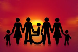 disability graphic art
