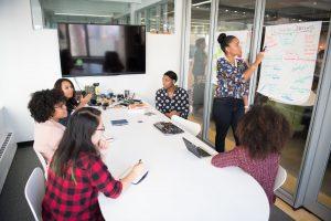PR agencies Sydney team conceptualizing