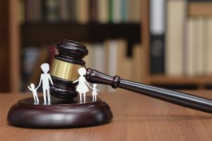 Court And The Rights Of The Family And Children.